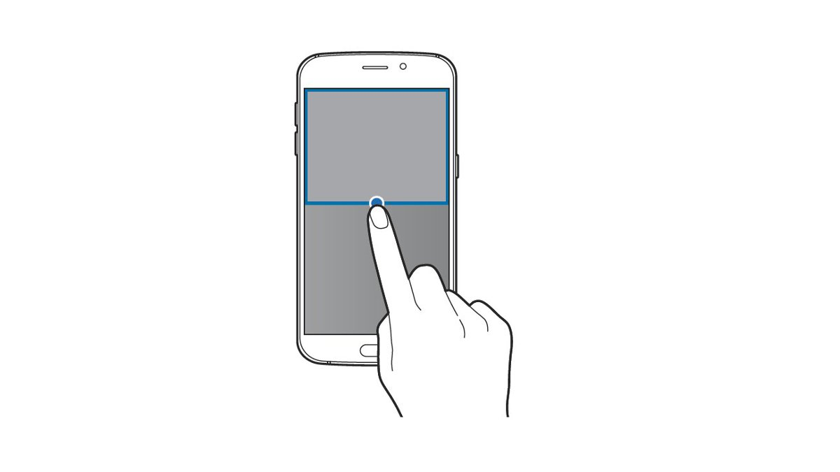 Galaxy S6 - Launch Pop-up View From Split Screen View