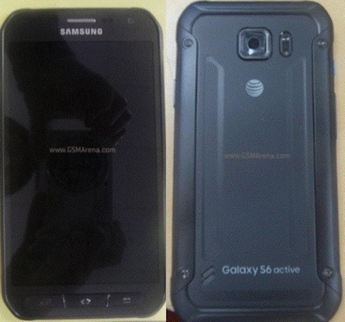 Samsung Galaxy S6 Active Leaked Image