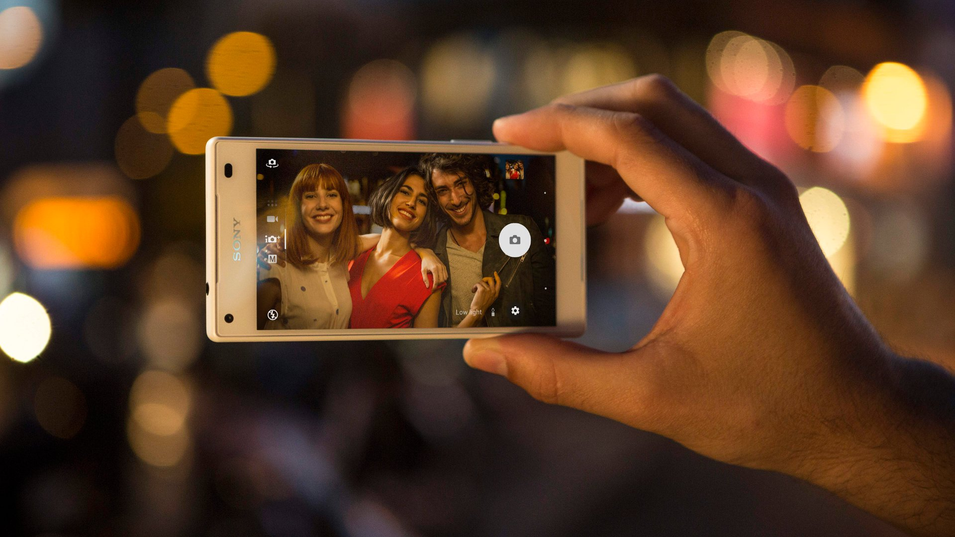 Sony Xperia Z5 Compact - White Color