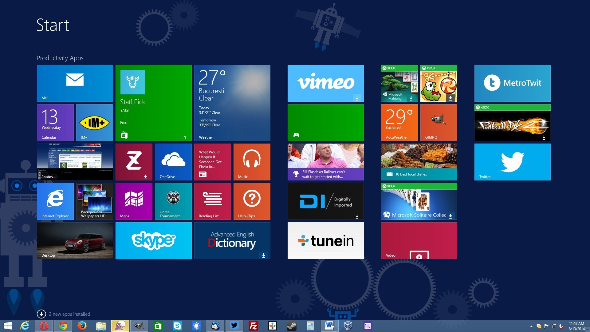 Learn What The Taskbar Can Do For You