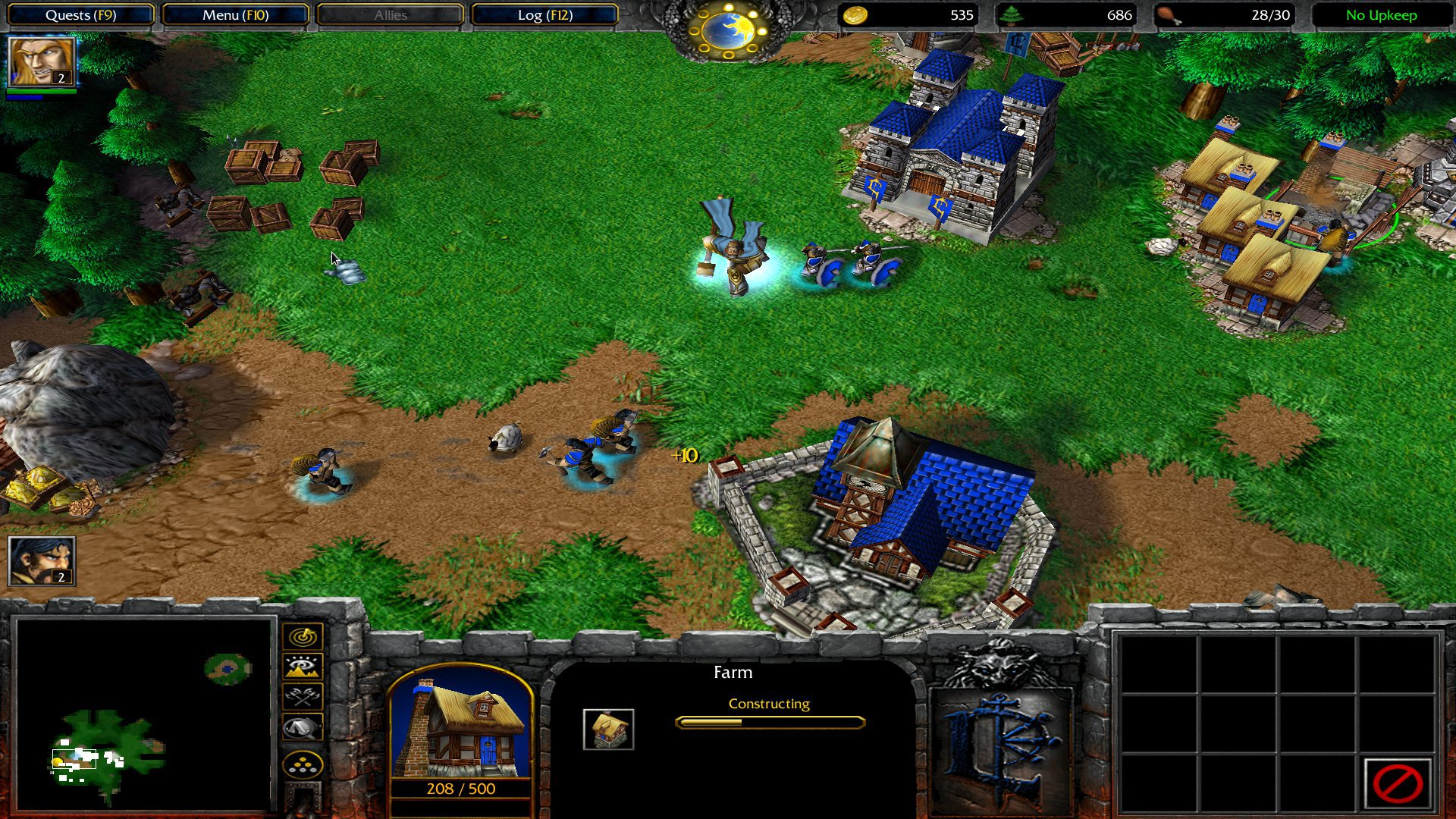 world of warcraft strategy game free download