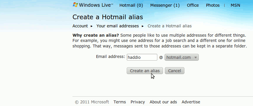 How to create disposable email address in Hotmail? - Prime Inspiration