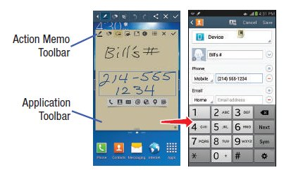 How To Use S Pen - Samsung Galaxy Note 3