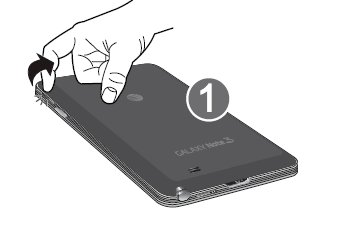How To Insert SIM Card - Samsung Galaxy Note 3