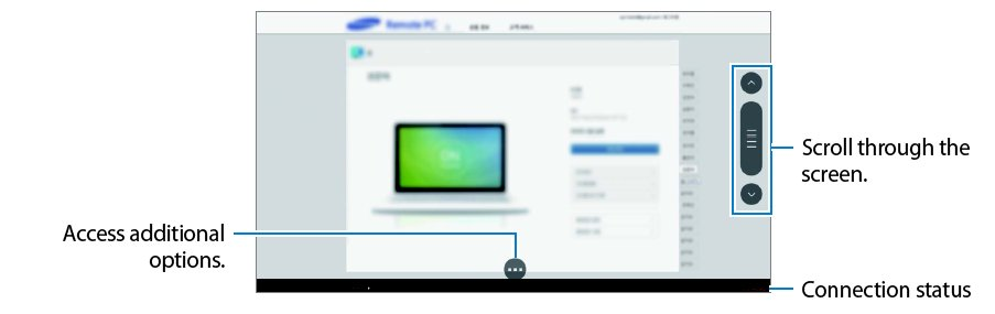 How To Use Remote PC - Samsung Galaxy Tab S - Prime Inspiration