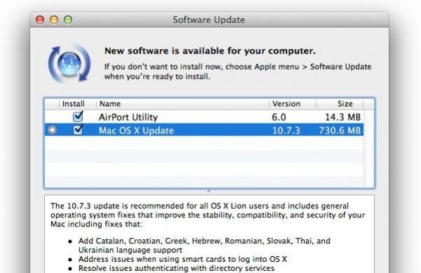 Как обновить mac