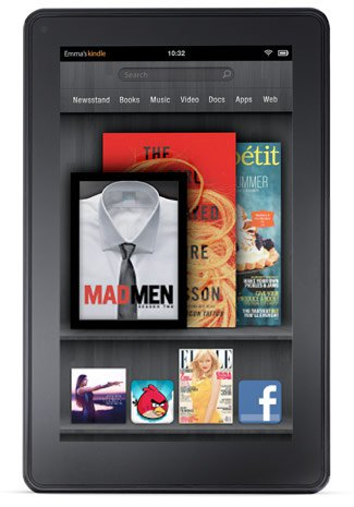 Register The Kindle Fire