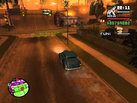 Enable Hot Coffee Mod In GTA San Andreas
