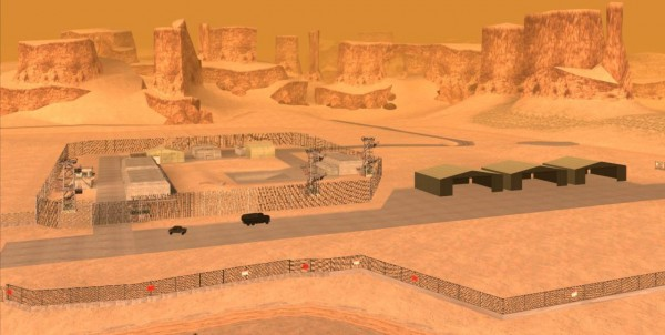 Enter Area 69 Labs In GTA San Andreas PS2