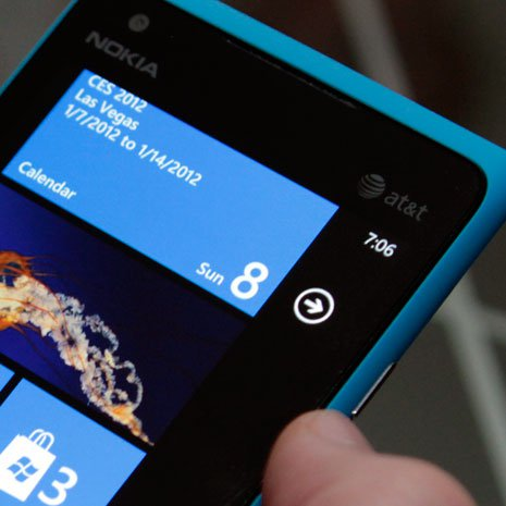How To Recall A Business Phone Number By Name In Lumia 900