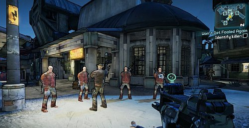 Borderlands 2 Wont Get Fooled Again Walkthrough
