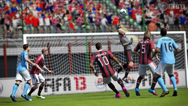 FIFA 13 Is AbleGamers Accessible Mainstream Game Of The Year