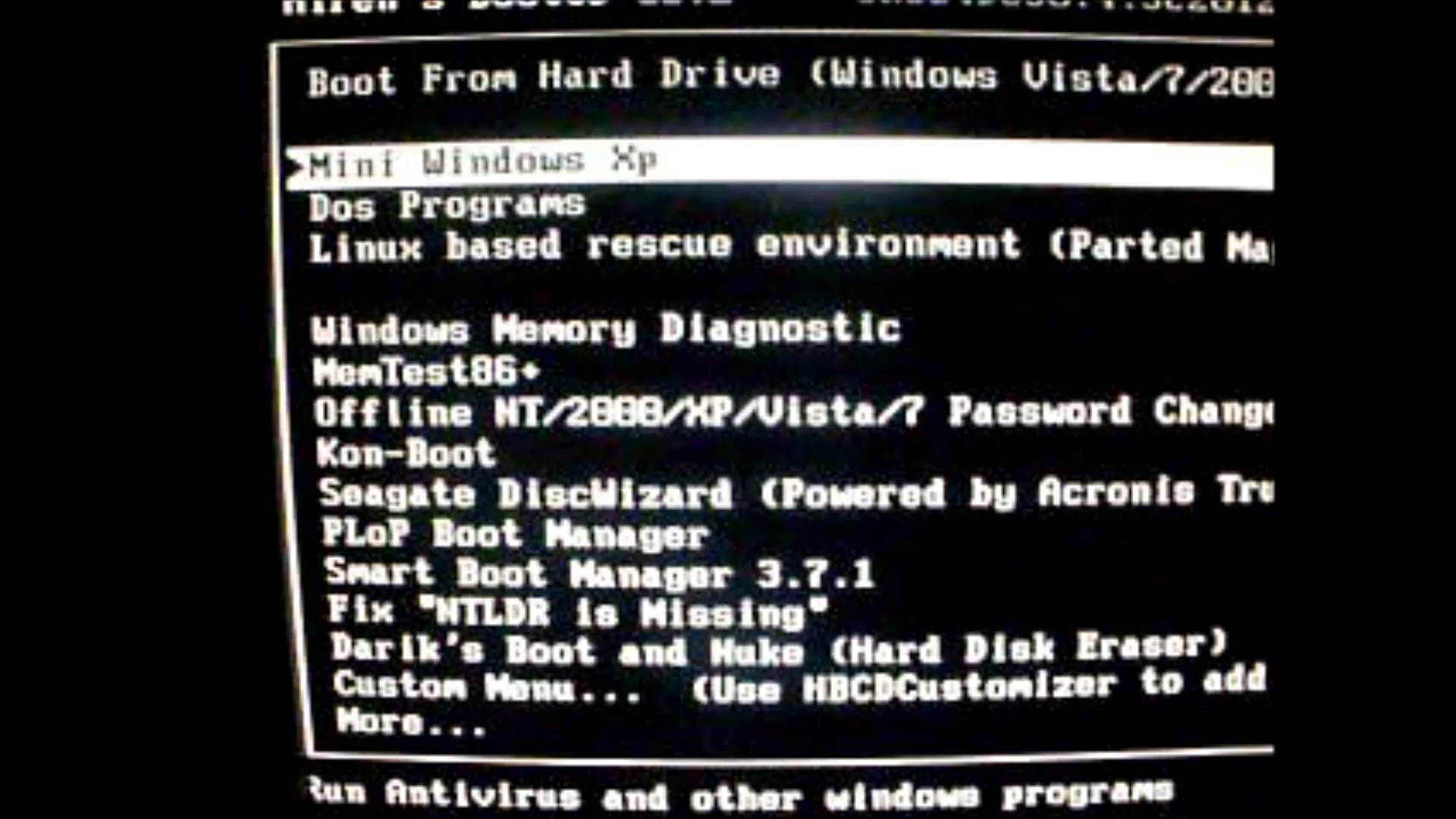 forgot local admin password windows server 2003