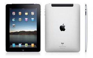 Reset iPad