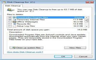 Delete Windows Old Files