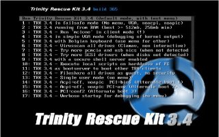 Reset A Windows Password With TRK
