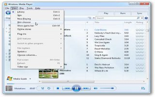 Add Skins To Windows Media Player