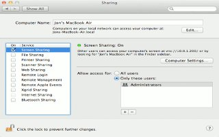 Access Other Computers On Mac