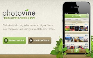 Get Photovine For iPhone, iPad, And iPod Touch