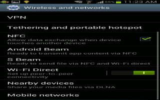 How To Use WiFi Direct On Samsung Galaxy S3