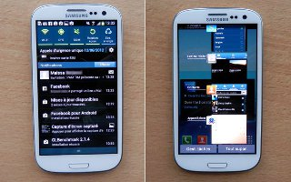 How To Access Applications On Samsung Galaxy S3