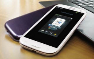 How To S Beam Your Data From Samsung Galaxy S3 To Another