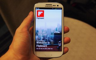 How To Use Flipboard On Samsung Galaxy S3