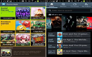 How To Use Game Hub On Samsung Galaxy S3