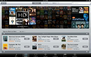 How To Use iTunes Store On iPad