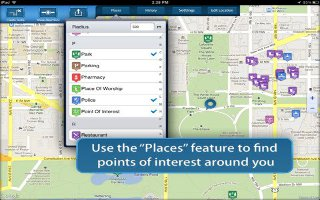 How To Use Maps On iPad