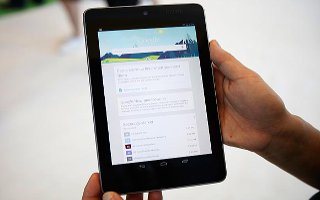 How To Turn Off Google Now On Nexus 7
