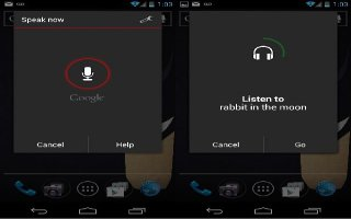 How To Use Voice Search And Voice Actions On Nexus 7