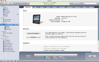 How To Sync iPad With iTunes
