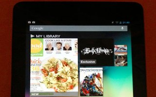 How To Use Apps On Nexus 7