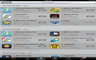 How To Use App Store On iPad
