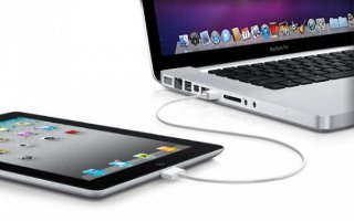 How To Connect iPad To Computer