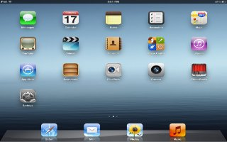 How To Customize Home Screen On iPad