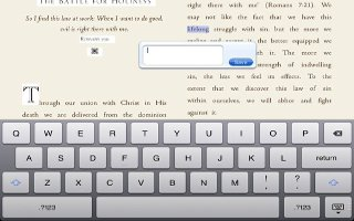 How To Use Notes On iPad