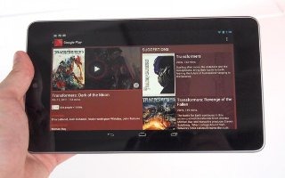 How To Shop On Google Play On Nexus 7