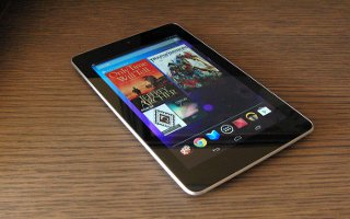 How To Use Touch And Type On Nexus 7