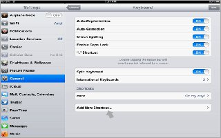 How To Use Shortcuts While Typing On iPad