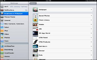 How To Change Wallpaper On iPad