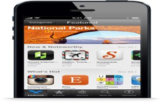 How To Use App Store On iPhone 5