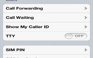 How To Use Calling Options On iPhone 5