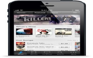 How To Use iTunes Store On iPhone 5
