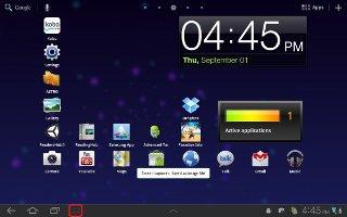 How To Take A Screenshot On Samsung Galaxy Tab 2