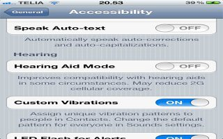 How To Use Hearing Aids On iPhone 5