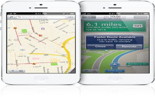 How To Use Maps On iPhone 5