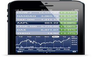 How To Use Stocks App On iPhone 5