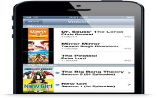 How To Use Videos On iPhone 5